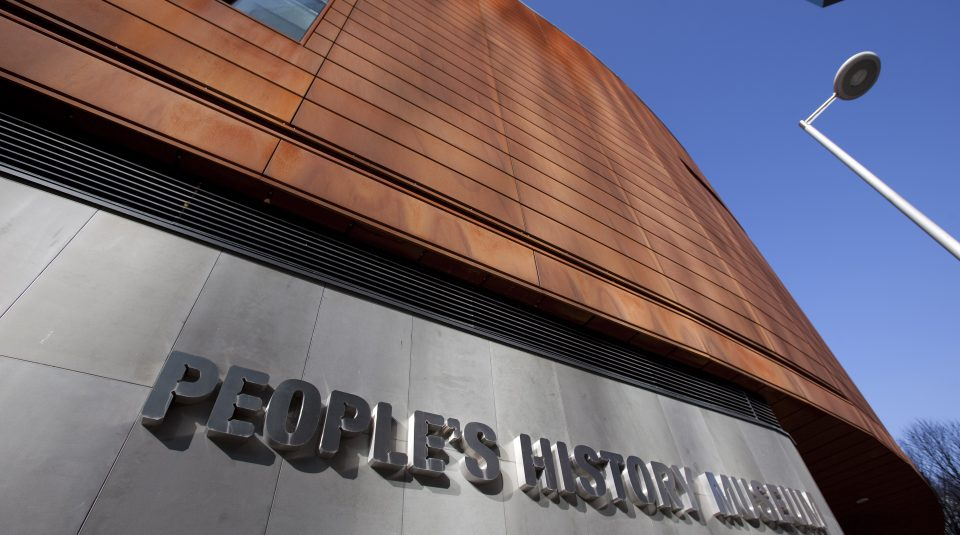 People's History Museum, Spinningfields, Manchester