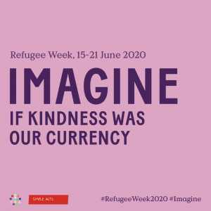 Refugee Week 15-21 June 2020