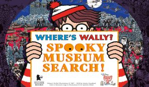9 October - 1 November 2020, Where's Wally? Spooky Museum Search @ People's History Museum