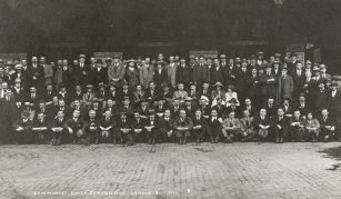 First Unity Convention, Communist Party of Great Britain, July 1920, Cannon Street Hotel, London (Ref No. NMLH.2000.10.470)