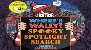 Where's Wally Spooky Spotlight Search book cover