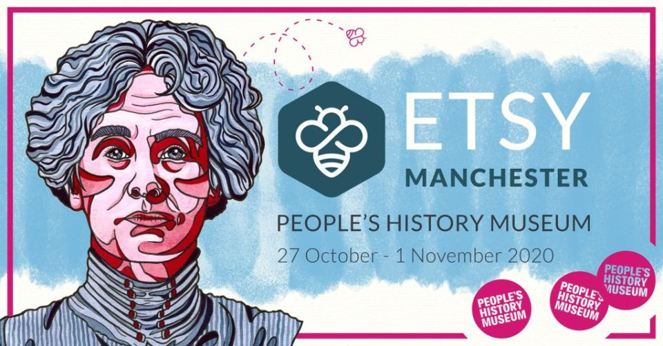 EtsyMCR Pop Up Shop at People's History Museum