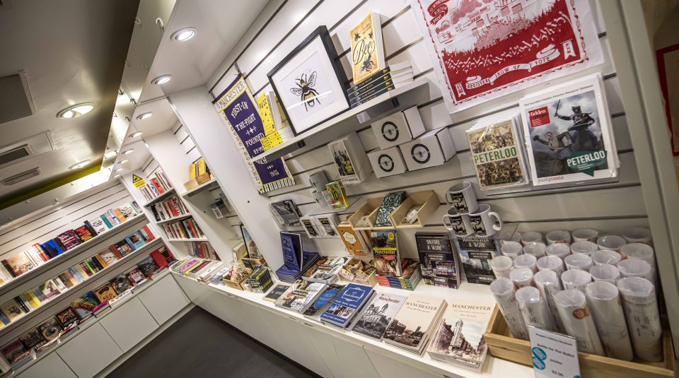 People's History Museum shop, Manchester