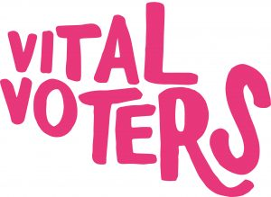 PHM Vital Voters project logo