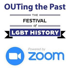 OUTing the Past Festival on Zoom logo