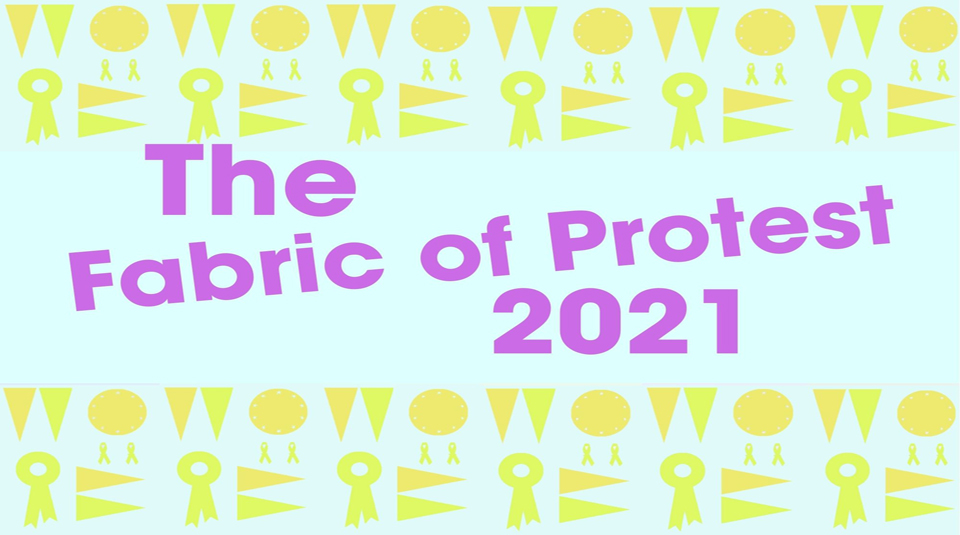 The Fabric of Protest 2021 with People's History Museum