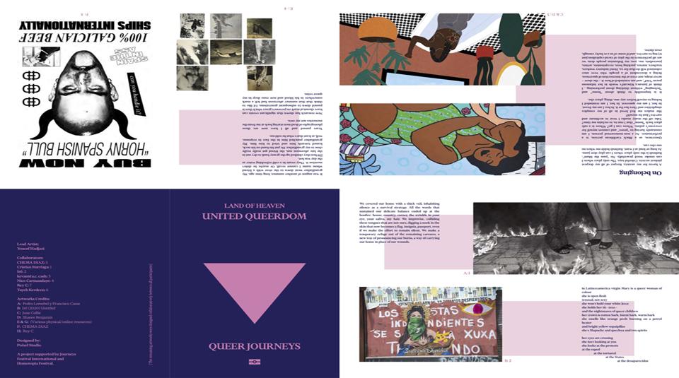 Queer Journeys zine