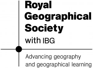Royal Geographical Society with IBG logo