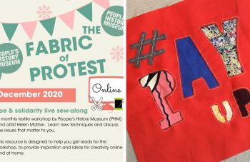 The Fabric of Protest Resource Images