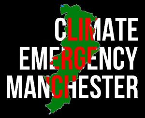 Climate Emergency Manchester logo