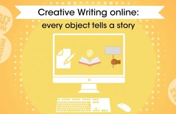 Creative Writing online with People's History Museum