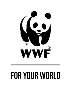 WWF, For Your World logo