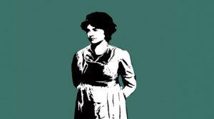 Mary Wollstonecraft print © Stewy