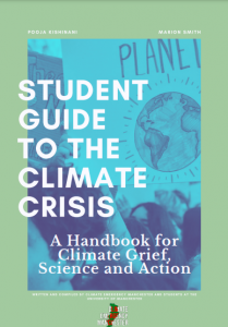 Student Guide to the Climate Crisis © Marion Smith and Pooja Kishinani, Climate Emergency Manchester