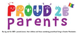Proud 2 b Parents logo