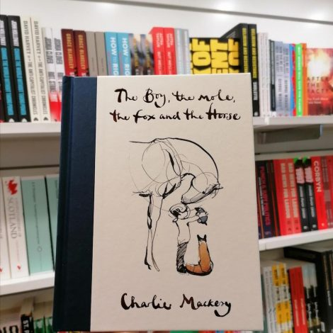 The Boy, the Mole, the Fox & the Horse by Charlie Mackesy
