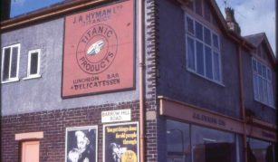 Wed 20 October 2021 – Sun 16 January 2022 @ People's History Museum. Image; Titanics Waterloo Road Shloimy Alman 1977