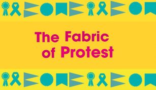 The Fabric of Protest online workshop at People's History Museum