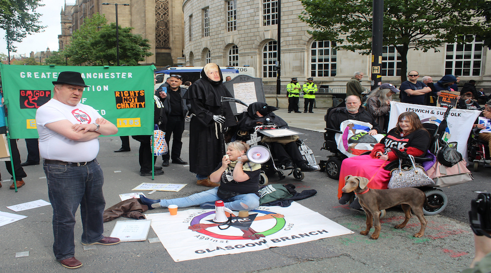 Prorogue the Tory Party Conference Manchester Protest, 30 Sept 2019 © People's History Museum